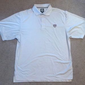 Foot joy golf shirt